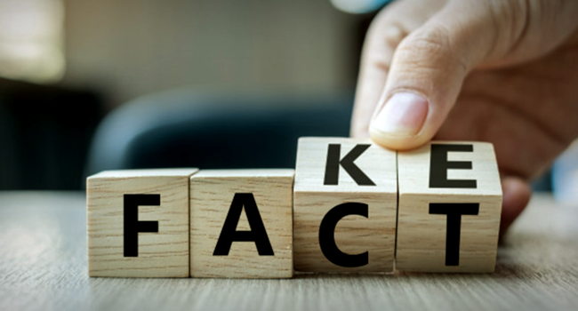 verdade na produção dos conteúdos falsos fake news boataria