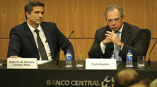 autonomia banco central ruim economia paulo guedes governo bolsonaro