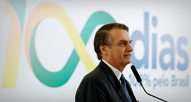 Bolsonaro substitui tratamento vossa excelência senhor