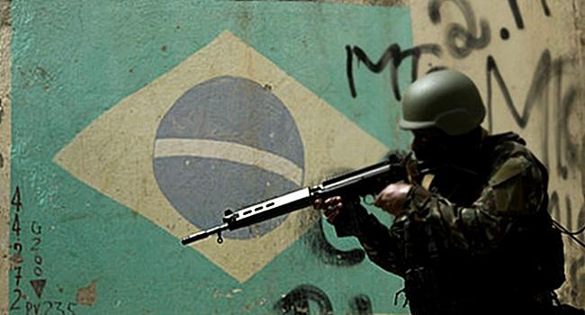 Brasil cidades ranking mais violentas mundo