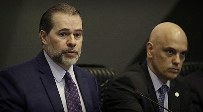 Brasil histérico STF reagiu estado de exceção