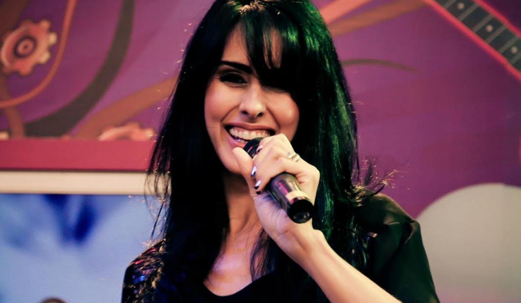 cantora gospel Tânia Regina Levy