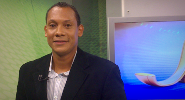 Comentarista da Globo relato comovente luta contra o racismo