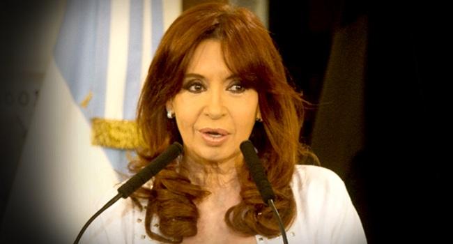 Cristina Kirchner lidera intenções de voto Argentina Justiça prendê-la esquerda