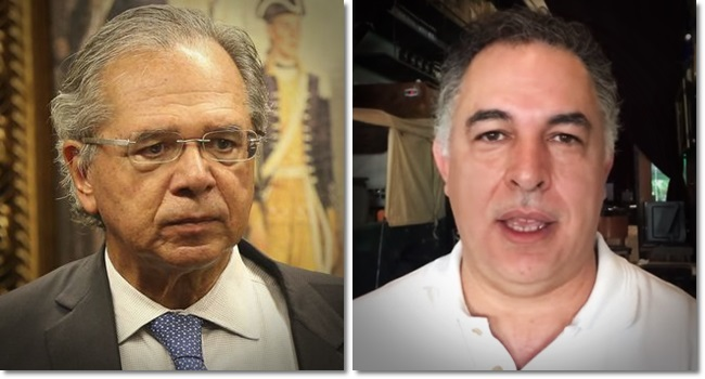 Empresário critica Paulo Guedes reforma da previdência governo bolsonaro