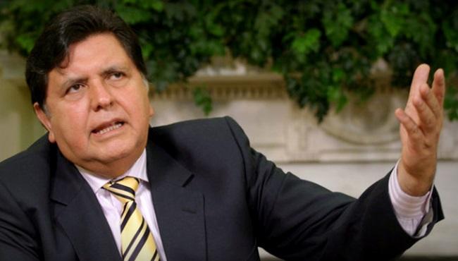 Ex-presidente Alan Garcia suicídio preso no Peru