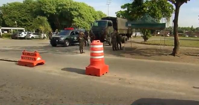Exército mata jovem 19 anos tiro pelas costas RJ Realengo