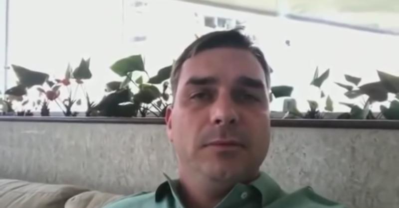 Flávio Bolsonaro Hamas