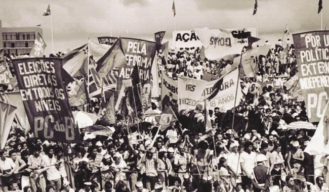 golpe revolução contrarrevolução história desenvolvimento Brasil