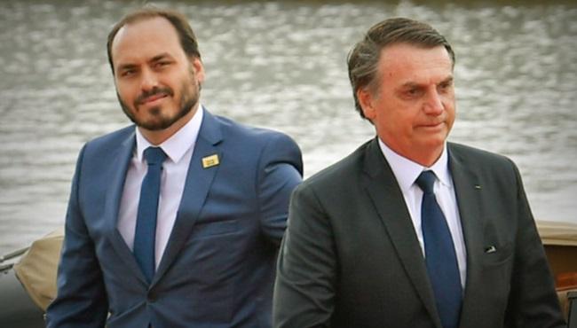 Jair Bolsonaro filho carlos pitbull psc ministro governo direita nepotismo