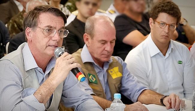 Jair Bolsonaro órgão regulatório perdoar multas ambientais ibama