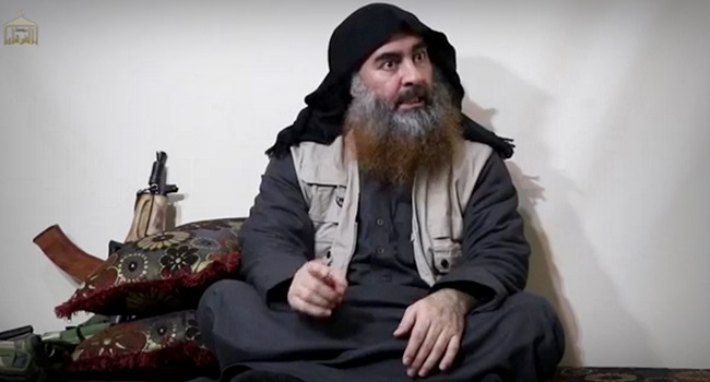 Líder Estado Islâmico reaparece vídeo iraque