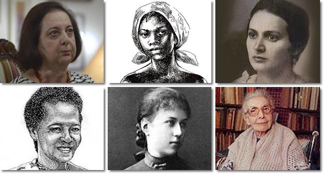 mulheres revolucionárias apagadas da história Brasil mundo