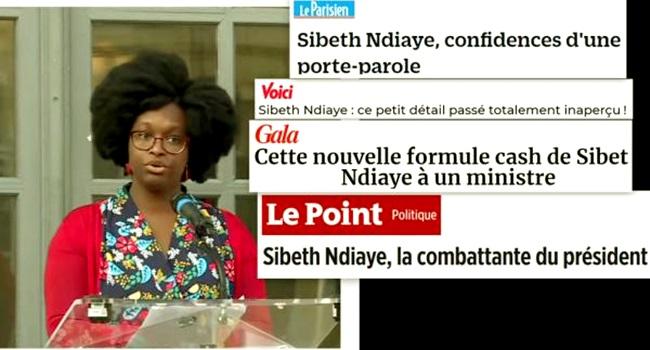 Nova porta-voz governo francês quebra códigos da política local
