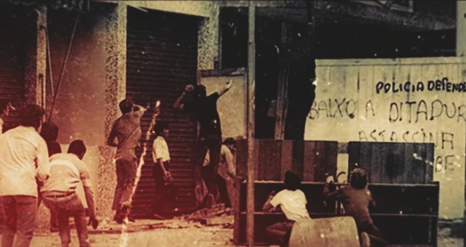 páginas de fake news viralizaram filme pró-golpe de 1964 ditadura
