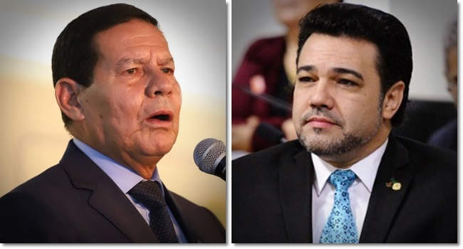 Pastor Marco Feliciano impeachment de Hamilton Mourão