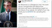 prefeito-de-nova-york-museu-cancelar-evento-bolsonaro