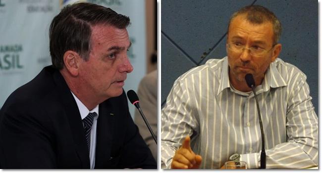 Professor explica a Bolsonaro para que serve a Filosofia educação