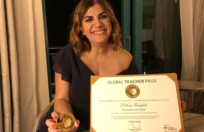 Professora brasileira integra lista dos 10 melhores educadores do mundo
