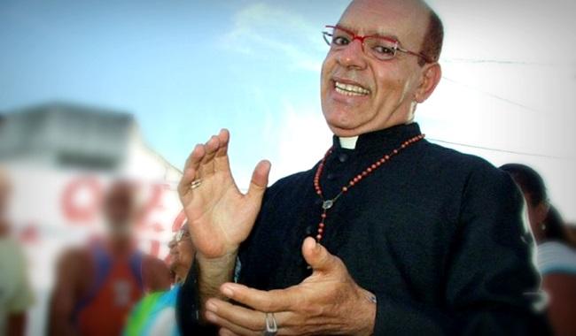 Saravá Padre Pinto salvador dançarino oxum
