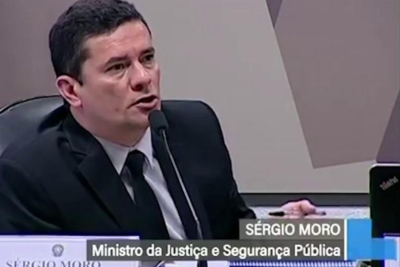 Sergio Moro conje