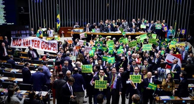 sobrou do Brasil golpe de 2016 impeachment dilma rousseff