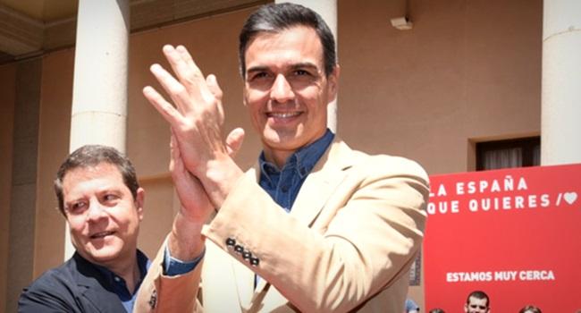 socialistas vencem eleições na Espanha psoe