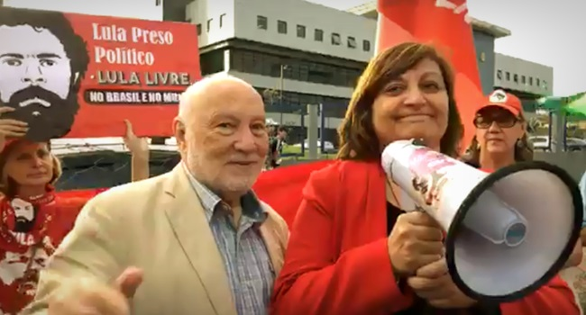 Sociólogo italiano Lula líder político mais importante do mundo