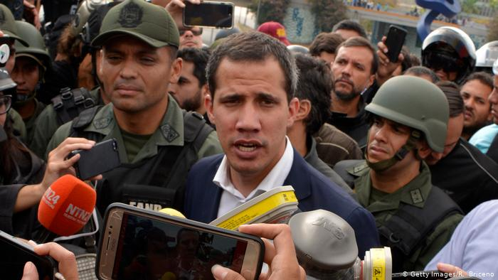 golpe na venezuela emboscada