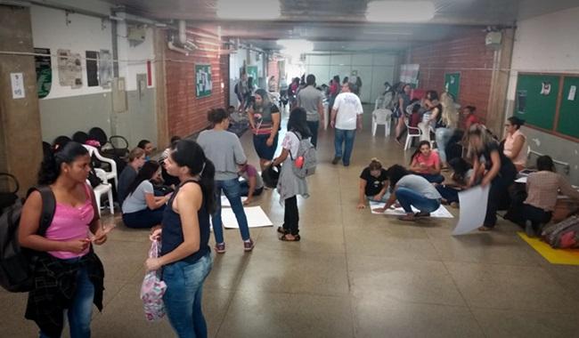 UFMT Rondonópolis greve Nacional da Educação governo bolsonaro