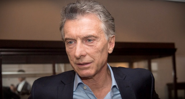 Banco Central da Argentina taxa de juros de 74% Mauricio Macri economia crise