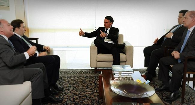 Bolsonaro cede pressão parlamentares recriar dois ministérios congresso