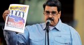 FILE PHOTO: FILE PHOTO: Venezuela's President Nicolas Maduro attends a gathering in support of his government in Caracas