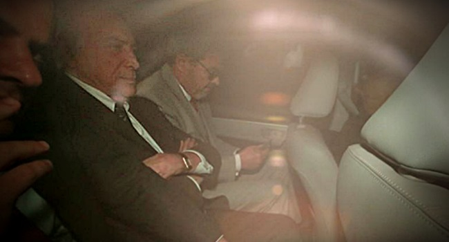 Michel Temer se entrega coronel Lima polícia federal são paulo corrupção