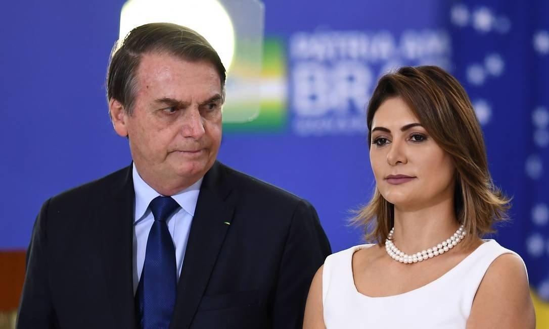 Miliciano tio de Michelle Bolsonaro