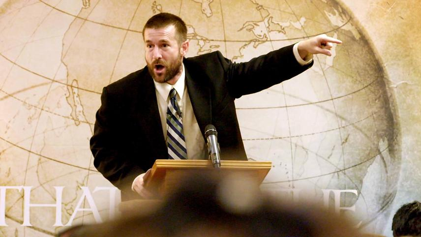 pastor homofóbico Steven L. Anderson