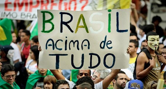 ruas sem pena governo bolsonaro educação saúde emprego corrupção