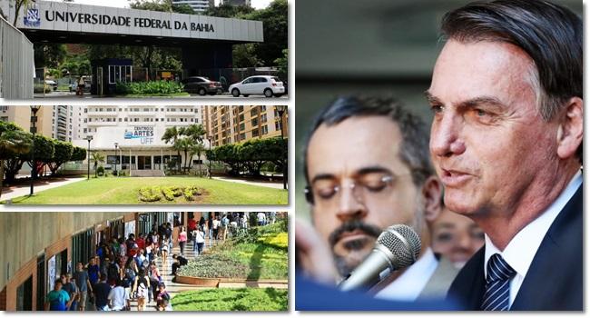 Ranking melhora universidades punidas pelo ministro da Educação