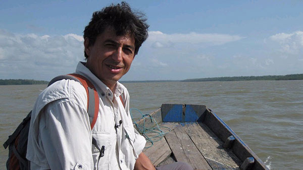 repórter Gérson de Souza