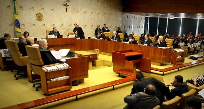 STF maioria a favor da criminalização da homofobia