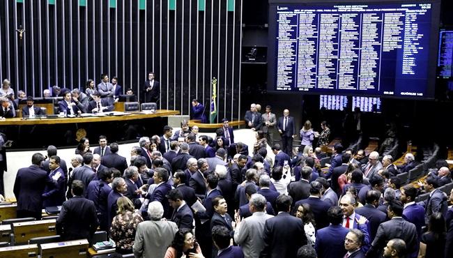 votos deputados Coaf mãos de Sergio Moro foverno bolsonaro