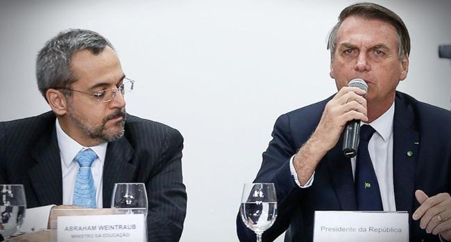 Bolsonaro não nomeia reitores eleitos pela comunidade acadêmica rompe tradição