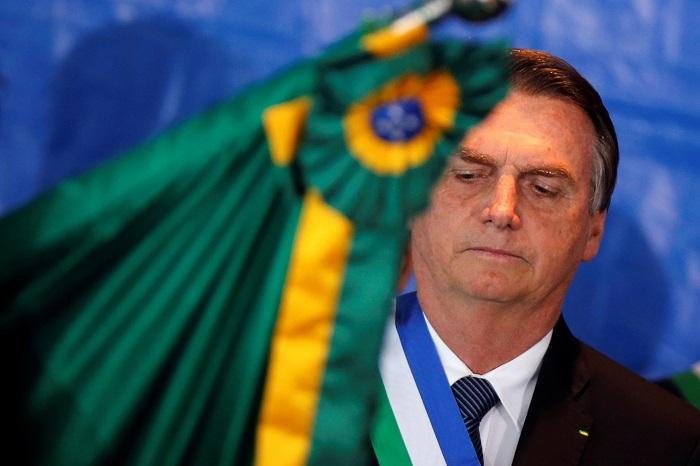 bolsonaro onu vergonha brasil