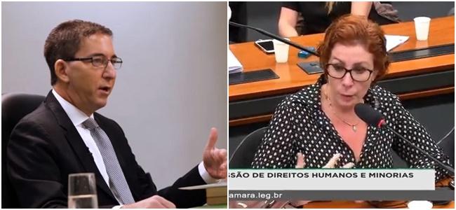 Glenn Greenwald Carla Zambelli