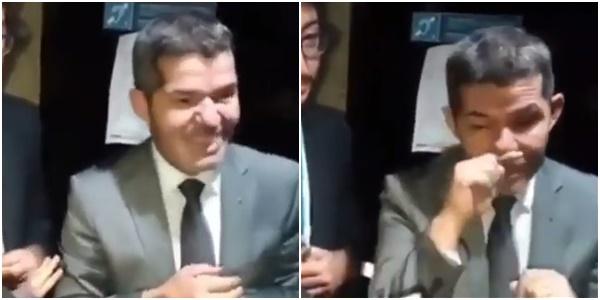 Delegado Waldir cocaína