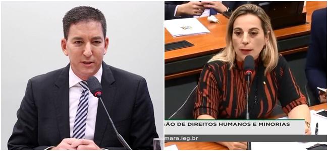 Glenn Greenwald Kátia Sastre