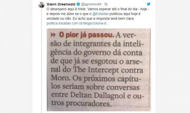 glenn greenwald estadão