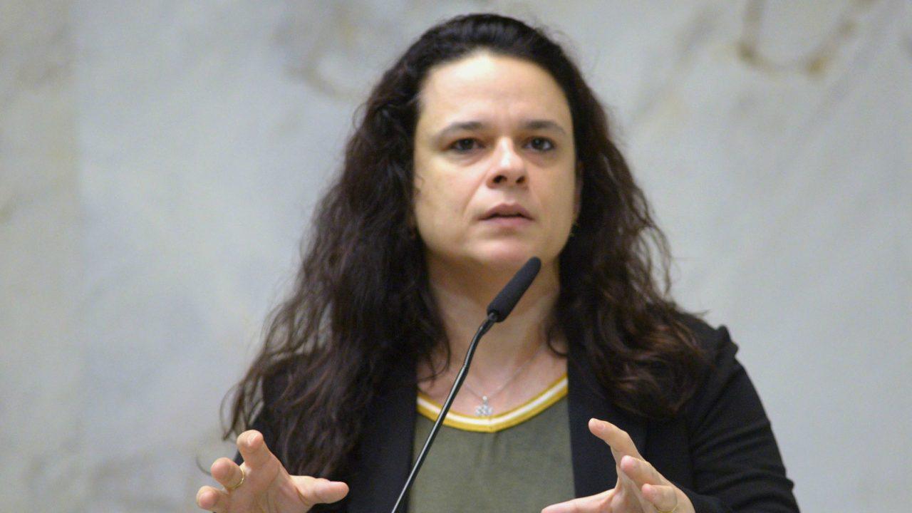 Janaína Paschoal pl das cesarianas