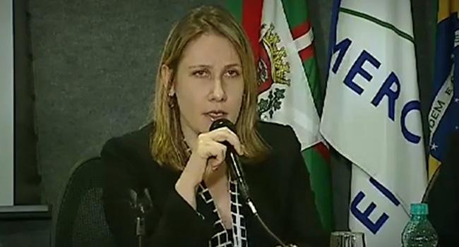 Laura Tessler procuradora Sergio Moro não servia para audiências