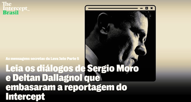 lições mídia brasileira aprendeu The Intercept vazajato